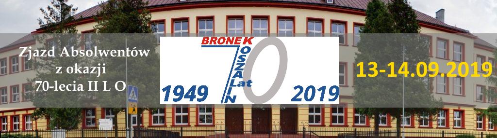 """Stowarzyszenie Absolwentów i Przyjaciół """"Bronka"""""""